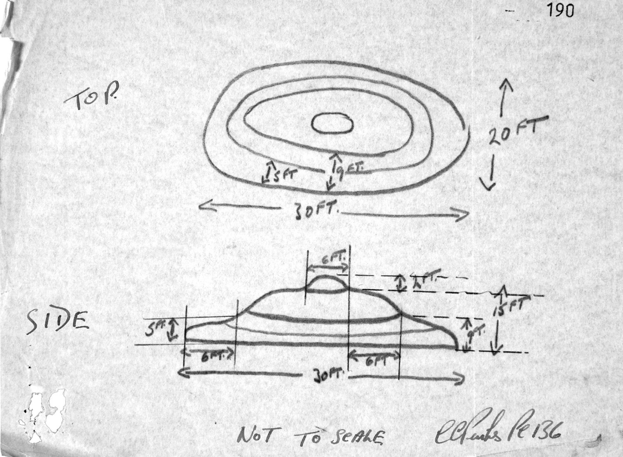 Questions Answers Ufo Drawings Four Corners Books