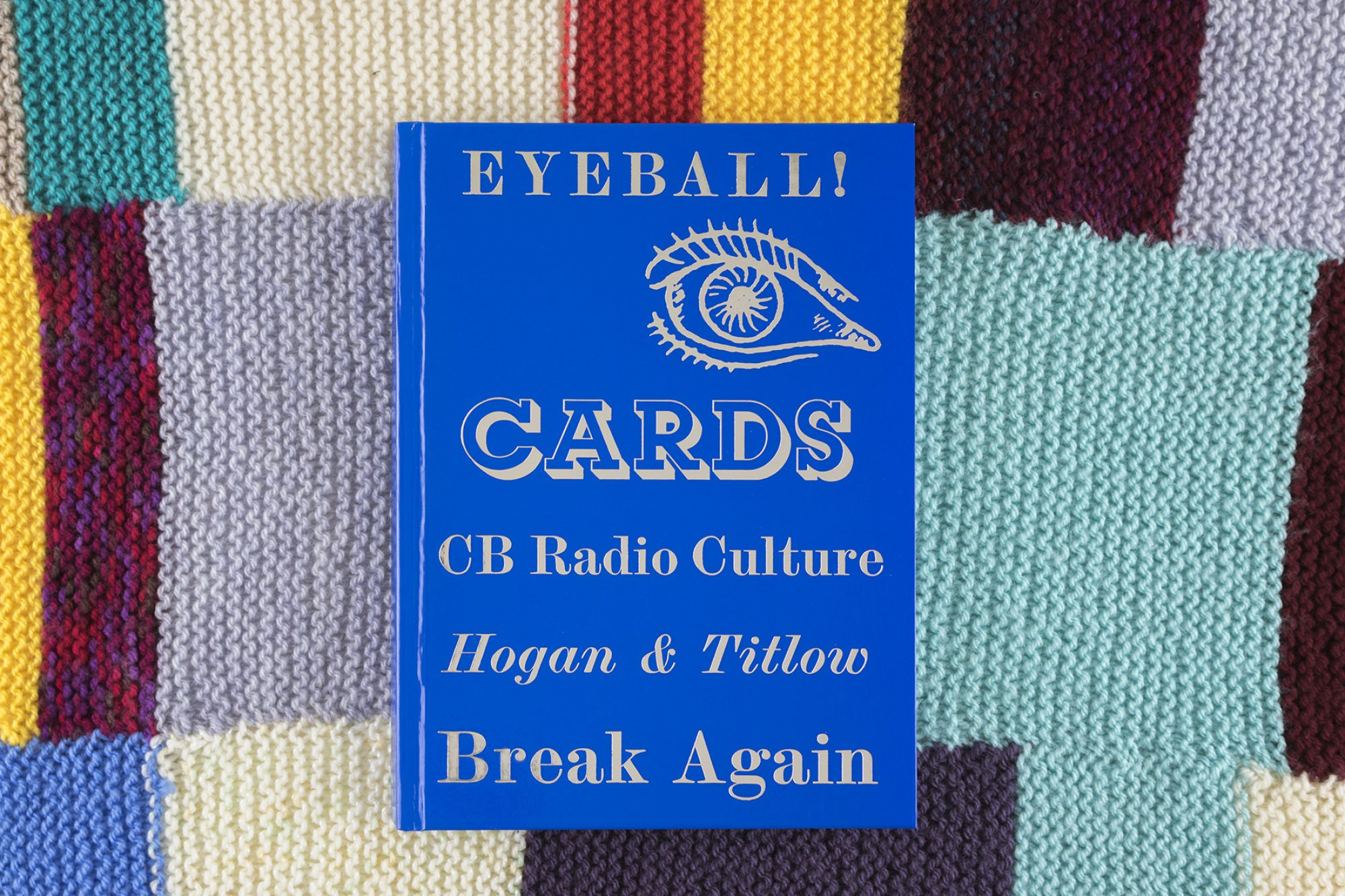 Eyeball Cards Front Cover