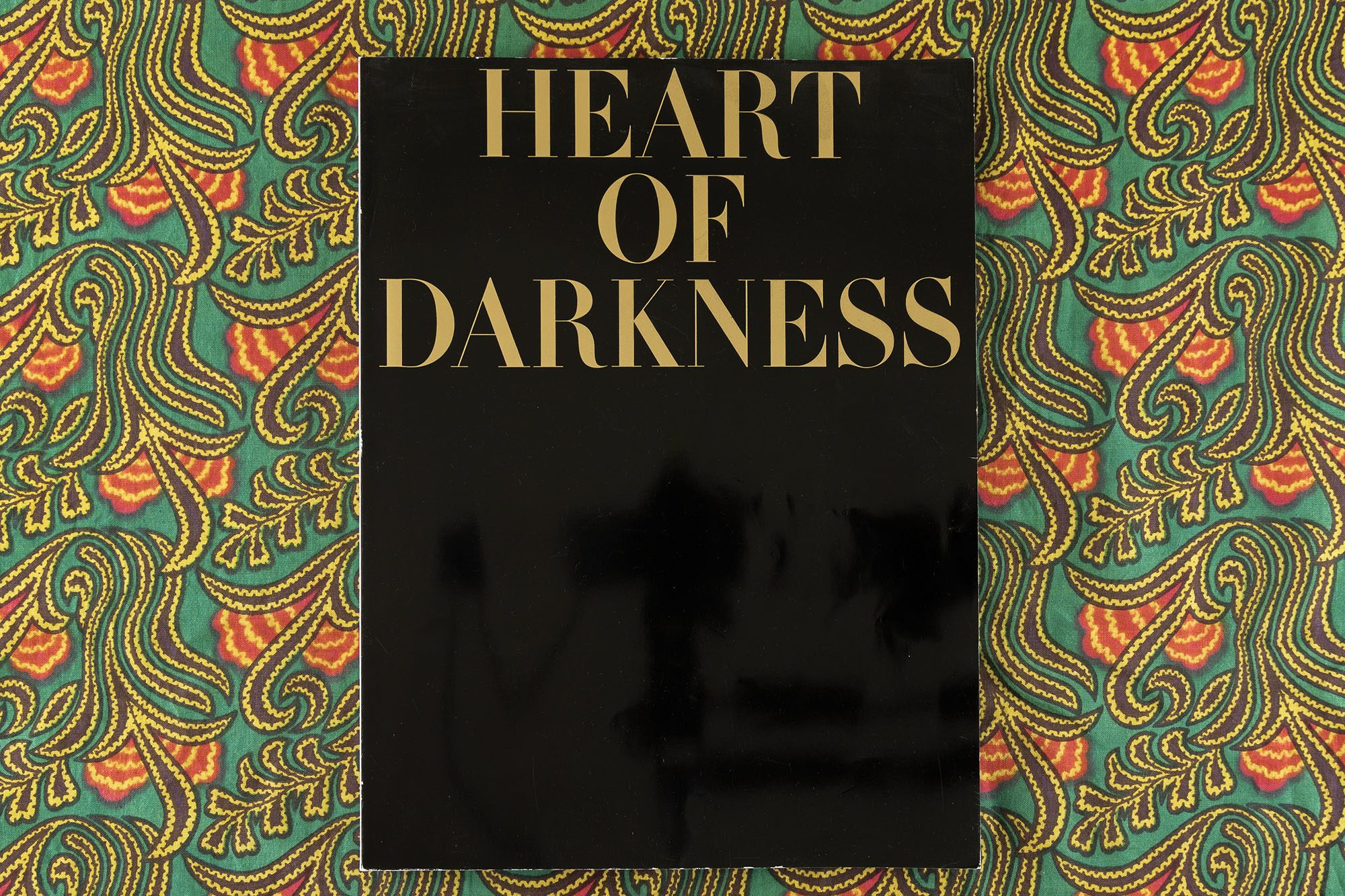 Heartof Darkness Cover