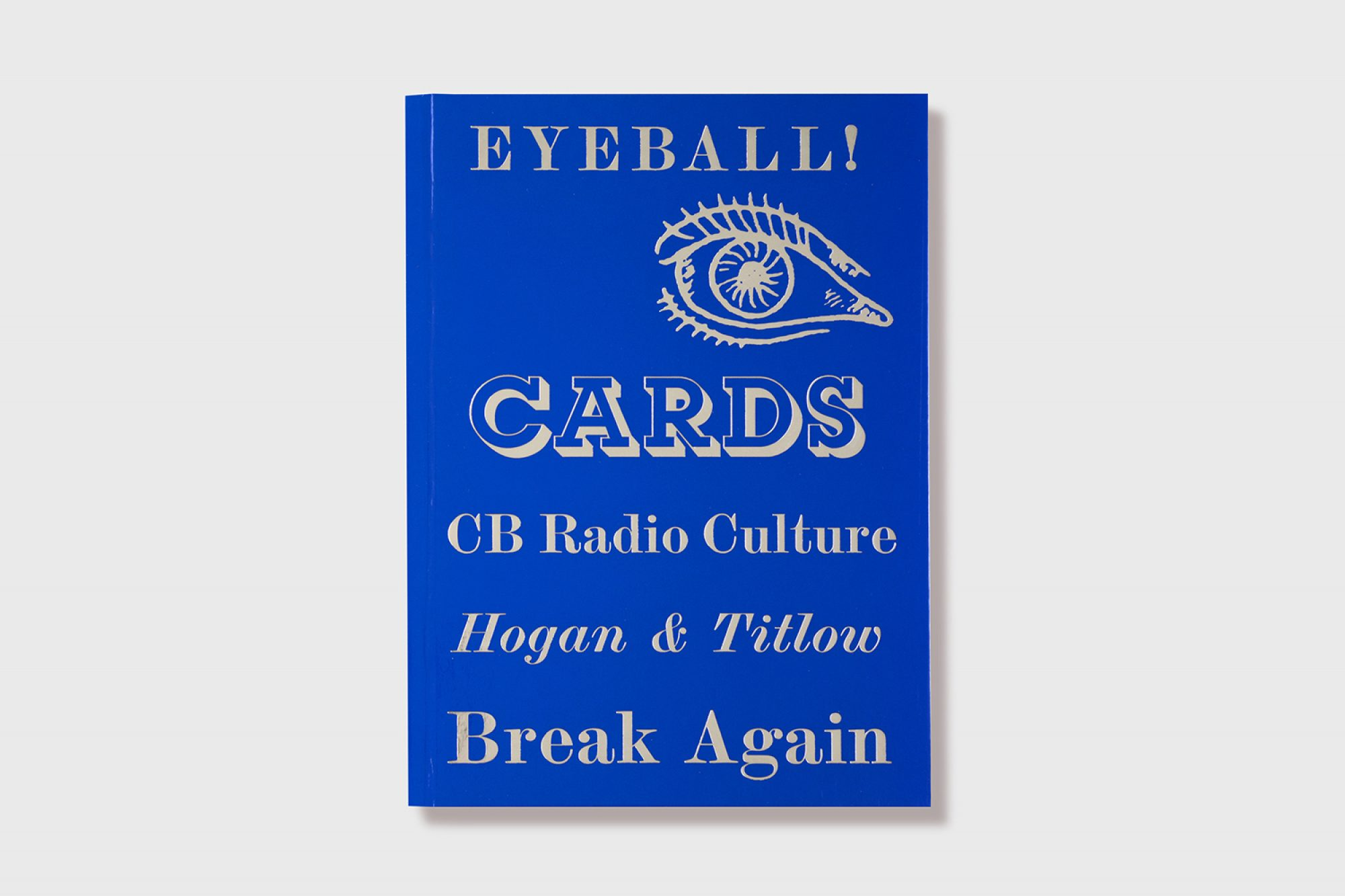 Four corners books eyeball cards the art of british cb radio culture reheart Image collections