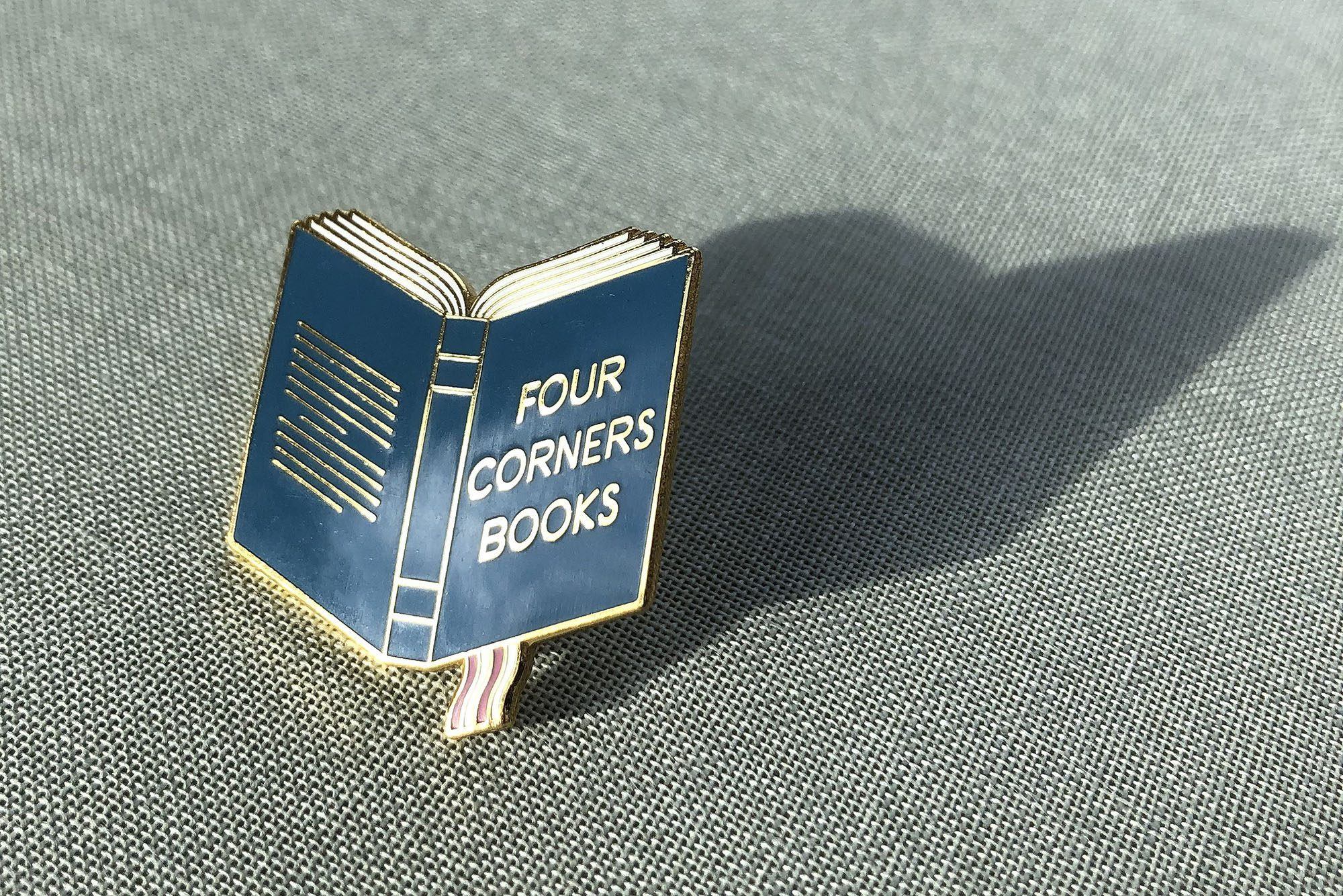 Four Corners Pins